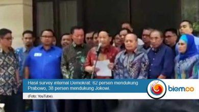 Photo of Resmi, Partai Demokrat Labuhkan Dukungan pada Prabowo-Sandiaga