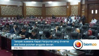 Photo of Meski Sudah Diingatkan BK, Dewan Tetap Mangkir Paripurna