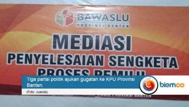 Photo of Layangkan Sengketa Pemilu, Tiga Parpol Diminta Lengkapi Berkas