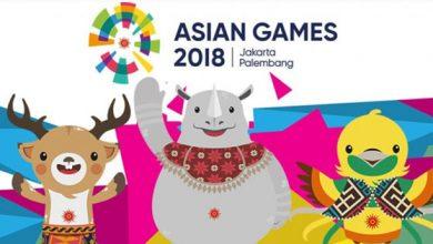 Tiket Asian Games 2018