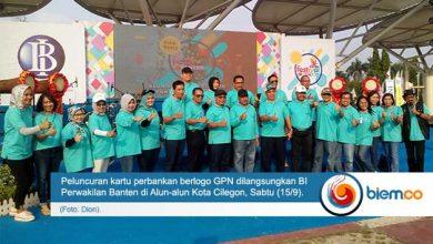 Photo of Kartu Perbankan Berlogo GPN Resmi Diluncurkan BI Perwakilan Banten