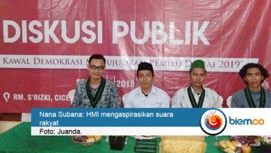 Photo of HMI Soroti Isu Hoax, Aksi, dan Pemilu Damai 2019