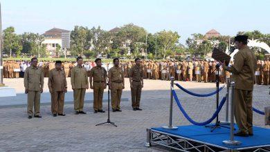 Photo of Lantik 6 Pejabat Baru, Gubernur Pastikan Tak Ada Intervensi