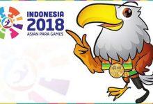 Maskot Asian Para Games 2018