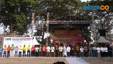 Photo of KPU Banten Serukan Pemilu Damai 2019