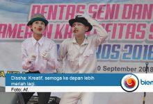 Photo of Pensi dan Pameran Kreativitas Siswa Ramaikan HUT ke-12 SMAN 1 Baros