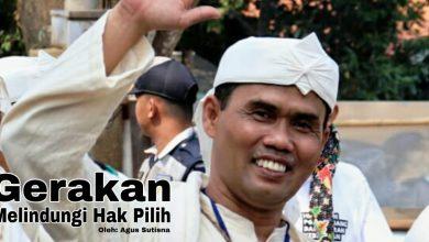 Photo of Agus Sutisna: Gerakan Melindungi Hak Pilih