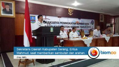 Photo of Tingkatkan Indeks Kesehatan, OPD Kabupaten Serang Didorong Perbaiki Koordinasi