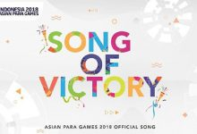 Theme Song Asian Para Games 2018.