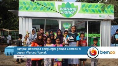 Photo of Bantu Perekonomian Pengungsi di Lombok, ACT Dirikan 2 Fasilitas Ini