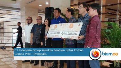 Photo of CJ Indonesia Group Kirimkan Bantuan untuk Korban Gempa Palu-Donggala