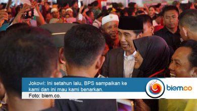 Photo of Presiden Jokowi Sebut Data Beras Berantakan Sejak Era Soeharto