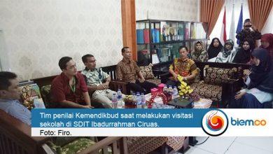 Photo of Ikuti Lomba Budaya Mutu, 3 Sekolah di Serang Dikunjungi Kemendikbud