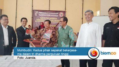 Photo of Jurusan KPI UIN Banten-Komisi Informasi Banten Teken MoU