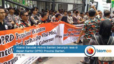 Photo of ABAB Nilai Janji Politik Gubernur dan Wakil Gubernur Banten Tak Berjalan