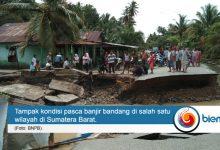 Photo of Update Banjir Bandang Sumbar: 20 Orang Meninggal