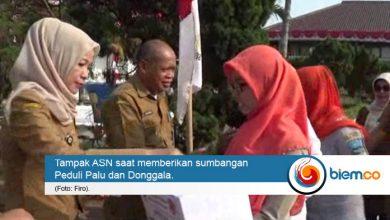 Photo of ASN Kabupaten Serang Galang Dana Peduli Korban Gempa dan Tsunami di Sulteng