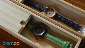 Kay wood watch