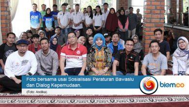 Photo of Gandeng Banten Muda Community, Bawaslu Banten Bangkitkan Semangat Pemilu di Kalangan Pemuda