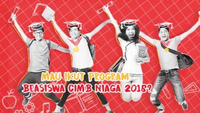 Beasiswa CIMB Niaga