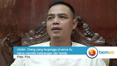 Photo of KPU Kabupaten Serang Belum Bahas Orang Dengan Gangguan Jiwa Memilih