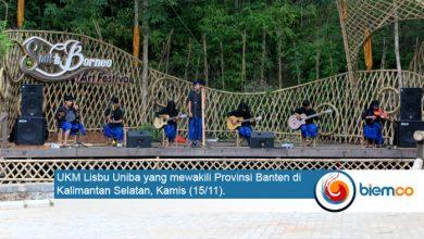 Photo of Bawa Potensi Pariwisata, Sekretaris Dispar Banten: Karena Anggaran Dinas Tidak Bisa Dibelokan, Pihak Kampus Harus Dukung Lisbu