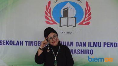 Prof. Dr. Lia Amalia, SE, MM