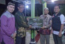 Photo of Sumur Wakaf ke-15 Global Wakaf-ACT DIY Diresmikan