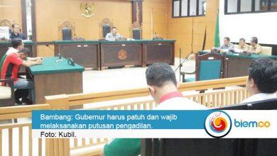 Photo of Hakim PTUN: UMK Kota Serang 2017 Tidak Sah
