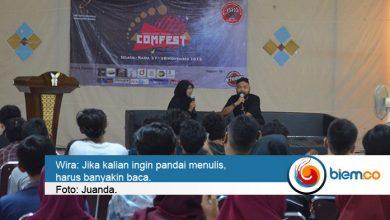 Photo of Comfest KPI UIN Banten, Wira Nagara: Satu Kata untuk Lupakan Mantan 'Salat'