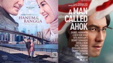 Photo of Polemik Politik Film 'A Man Called Ahok' dan 'Hanum & Rangga'