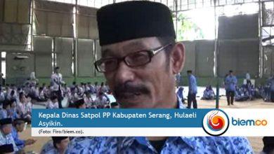 pol pp kabupaten serang