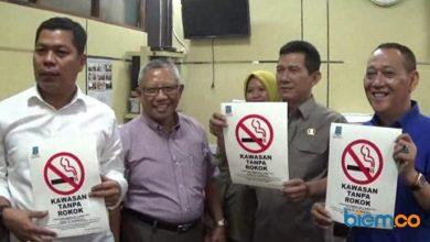 kawasan tanpa rokok