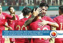 Photo of Jelang Piala AFF 2018, 23 Pemain Timnas Indonesia Ikuti TC