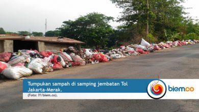 Photo of Tumpukan Sampah di Kramatwatu Dikeluhkan Warga