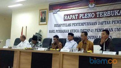 Photo of Sebanyak 8.112.477 Jadi Pemilih Tetap di Banten