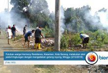 Photo of Warga Harmony Residence Lakukan Aksi Peduli Lingkungan
