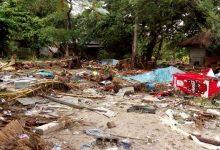 tsunami kecamatan sumur