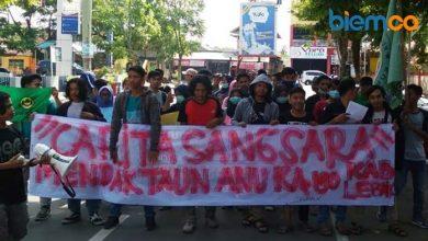 Photo of Evaluasi Kinerja Pemerintah, Kumala Gelar Aksi di Hari Jadi Kabupaten Lebak ke-190 Tahun