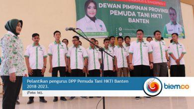 Photo of Resmi Dilantik, Ini Susunan Pengurus DPP Pemuda Tani HKTI Banten 2018-2023