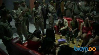 Photo of Razia Tempat Hiburan Malam, Pol PP Kabupaten Serang Jaring Sejumlah Wanita Penghibur