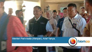 Photo of Kemenpar Gelar Rakor Pemulihan Pariwisata di Banten