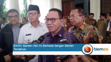 Photo of BAKN DPR RI Apresiasi Laporan Keuangan Provinsi Banten
