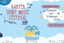 Photo of Untirta TV 'Tantang' Kalian untuk Ikuti Banten Short Movie Festival 2019