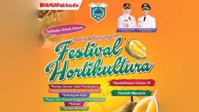 Festival Hortikultura Pandeglang