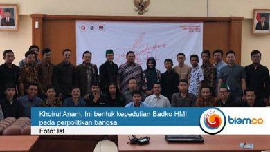 Photo of HMI Badko Jawa Barat Gelar Sekolah Demokrasi