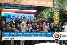 Photo of Hamas Unsera akan Kawal Kebijakan Pembangunan Infrastruktur di Banten