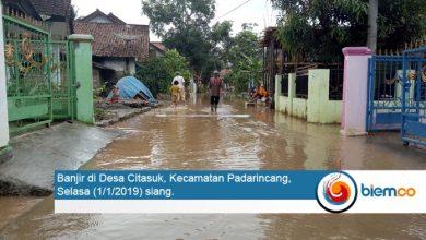 Photo of Ratusan Rumah di Kecamatan Padarincang Terkena Banjir