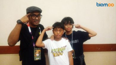 Photo of Gogi Firmansyah Dukung Penuh Bakat Musik Tafthorik, Produser Usia 11 Tahun