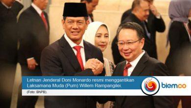 Photo of Letjen Doni Monardo Resmi Jadi Kepala BNPB